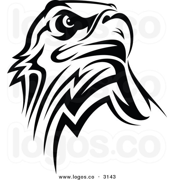 tribal eagle head - Google Search
