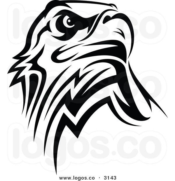 tribal eagle head - Google Search