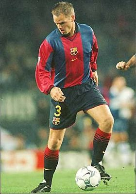 Frank de Boer, Netherlands (Ajax, Barcelona, Galatasaray, Glasgow Rangers, Al-Rayyan, Al-Shamal, Netherlands)