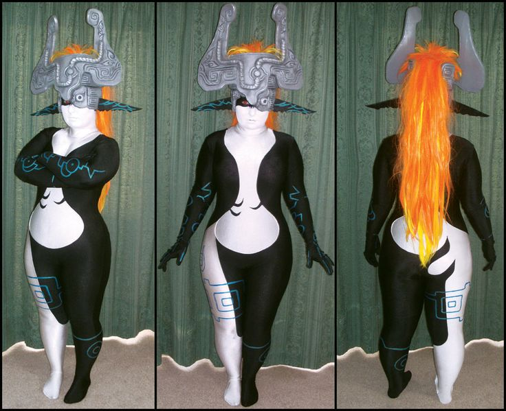 Midna cosplay - Complete by Lil-Miss-Macabre on deviantART