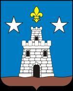 Abrantes, Brasão de Armas do Marquês de ; Miguel Calmon du Pin e Almeida
