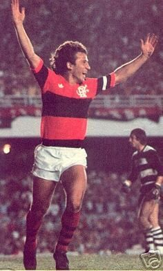 Zico (nickname, as his real name is Arthur Antunes Coimbra), attacking midfielder. He played in Flamengo, Udinese, Kashima Antlers. Career 1971-1994. Skills: free kick specialist, unbeatable playmaker, skilled finisher and passer.