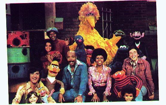 Original 70s Cast Sesame Street Muppets Pinterest