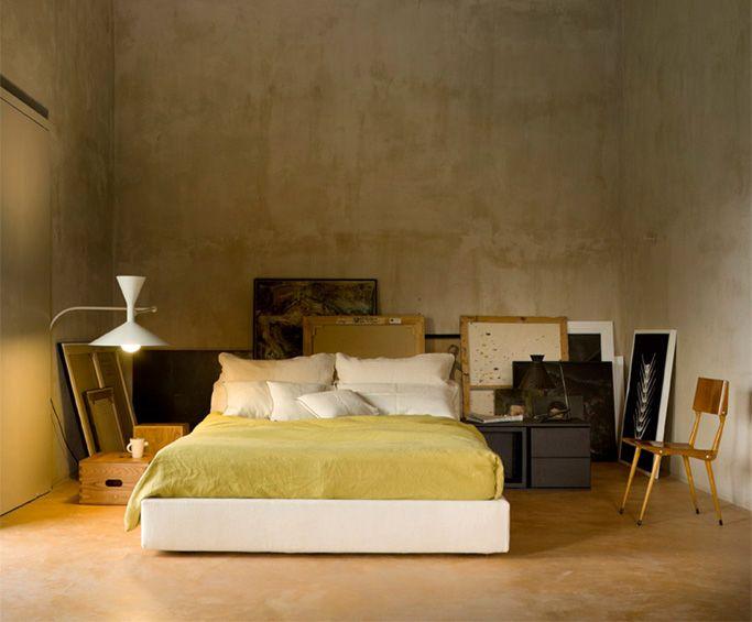 Mex/Mex Cube Bed