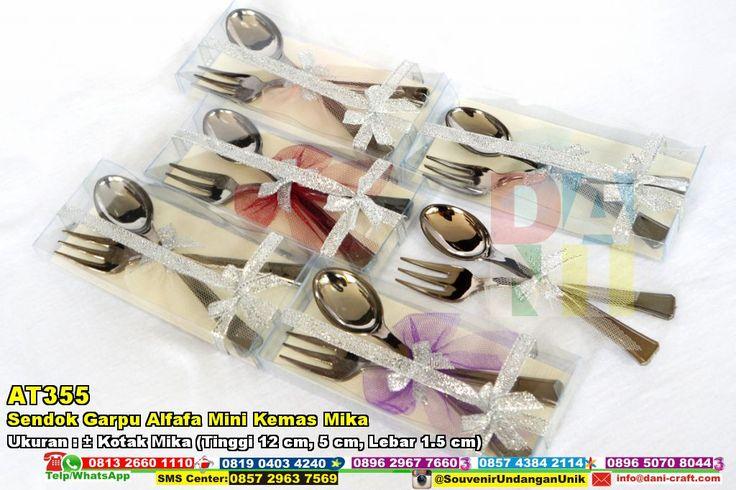 Sendok Garpu Alfafa Mini Kemas Mika WA 0857-4384-2114 & 0819-0403-4240 BBM 5B47CC61 #SendokGarpu #TokoGarpu #souvenirPernikahan