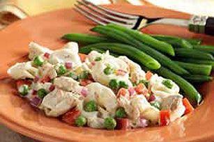 Tortellini Tuna Salad Recipe - Kraft Recipes
