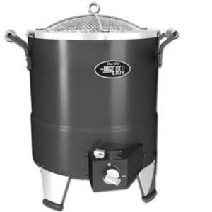 6 Pros and Cons to the Big Easy Oil-less Infrared Turkey Fryer: Char-Broil The Big Easy Oil-less Turkey Fryer