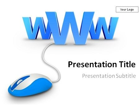 25 best ppt free images on pinterest presentation templates and free mouse connected to www letters powerpoint template this powerpoint template will be a great toneelgroepblik Choice Image