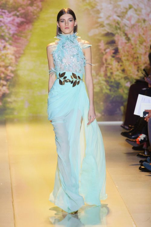 olarudnicka:  Zuhair Murad S/S 2014, Couture  Get your daily dose ofrunway inspirationhere!