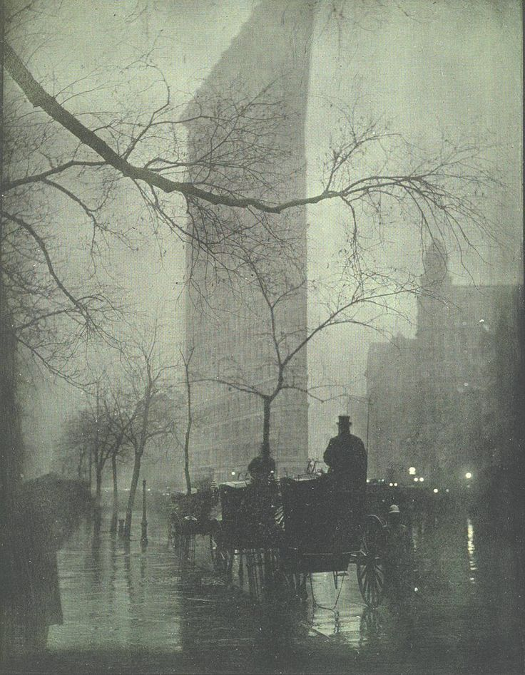 The Flatiron, New York City, 1904
