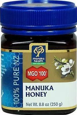 mel de manuka importado nova zelandia manuka honey 250g
