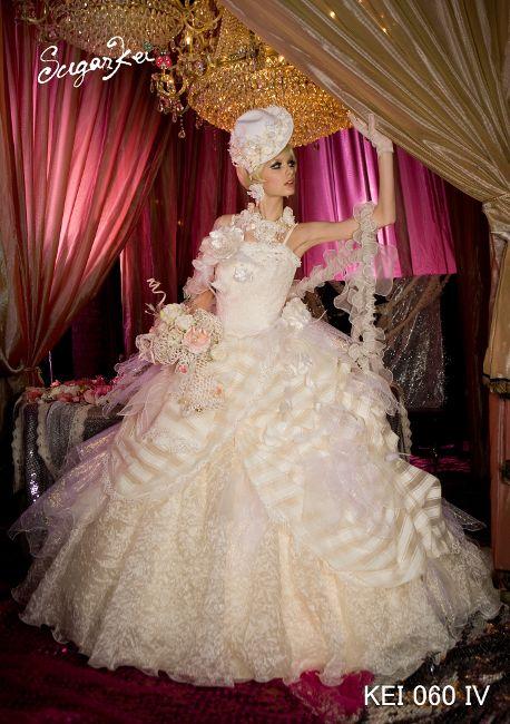 W9F-206|Sugar Kei|ブランド|オシャレでこだわり、個性的なウェディングドレス、カラードレス、タキシードレンタルならドレスショップブランシェ