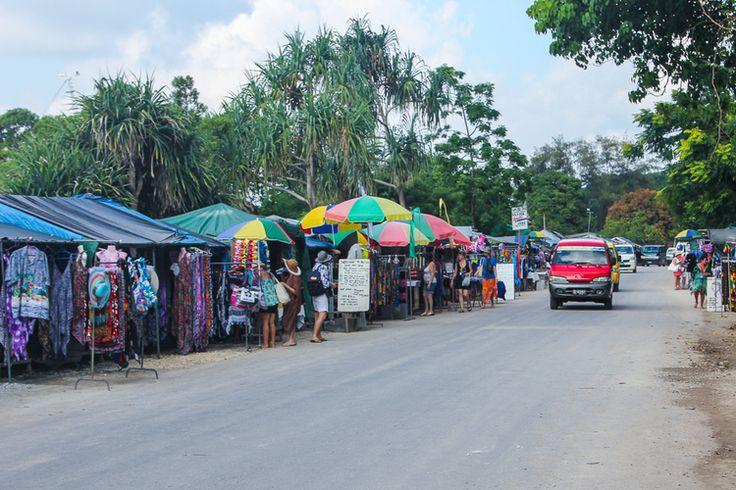 Travel // Port Vila Markets, Vanuatu www.ladypinkcreative.com