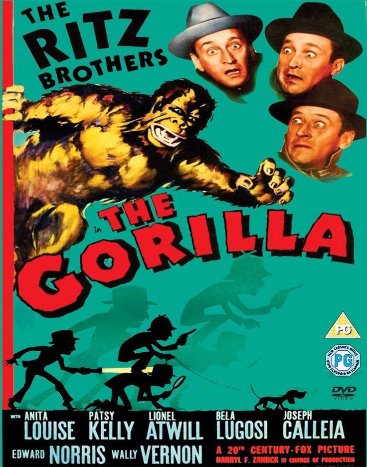 The Gorilla – Ο Γορίλας (1939) ★ Στο «The Gorilla» ένας πλούσιος άνδρας προσλαμβάνει τρεις ντετέκτιβ για να τον προστατέψουν από έναν serial killer με το παρατσούκλι «The Gorilla». Τη νύχτα που οι ντετέκτιβ φτάνουν στο σπίτι του εκατομμυριούχου, ένας αληθινός γορίλλας φτάνει κι αυτός στο σπίτι.