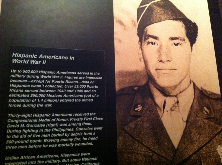 PFC Daniel Gonzales earned the Congressional Medal of