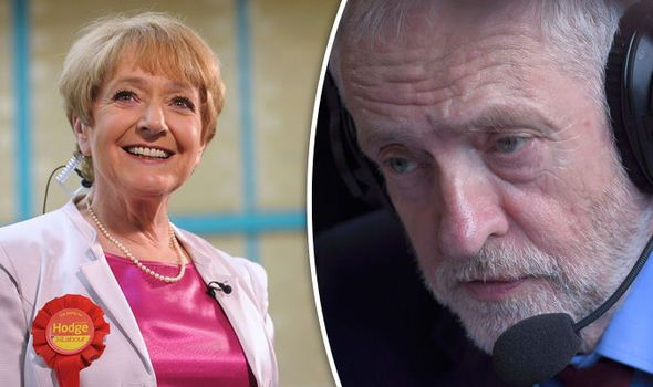Labours Margaret Hodge attacked by Twitter trolls after saying Jermey Corbyn had failed