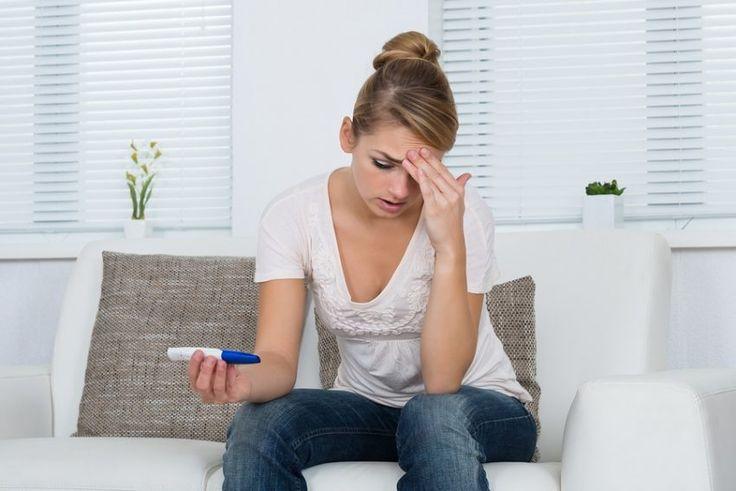 Cómo afrontar una prueba de embarazo negativa