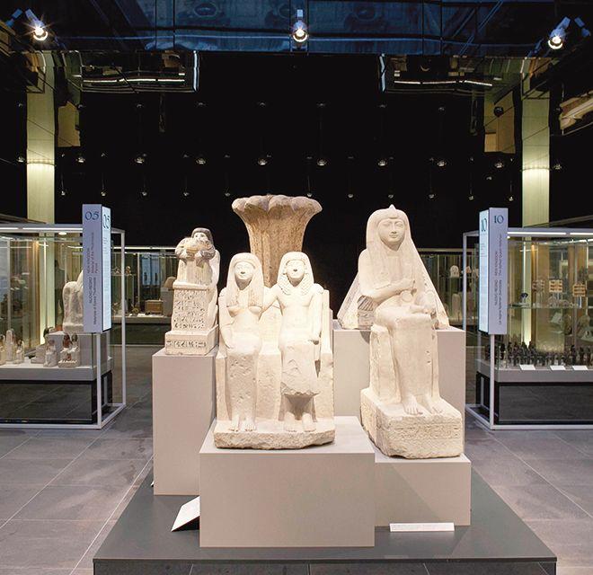 Ospita, nelle sue sale ricche di storia e fascino, collezioni di elevata qualità e in ottimo stato di conservazione.