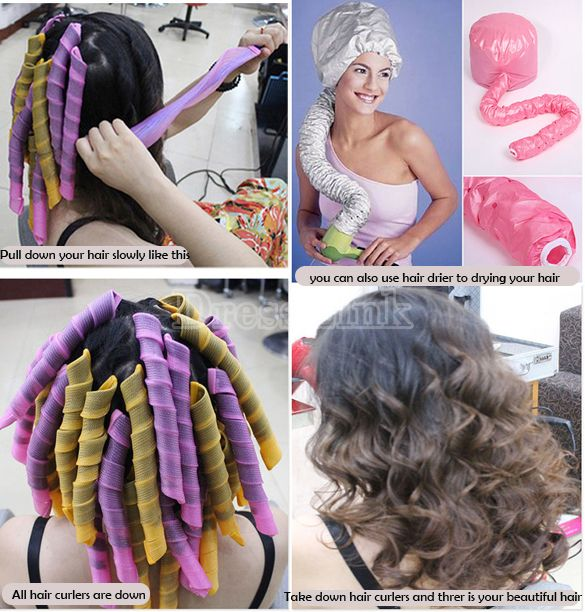 25 Best Ideas About Curl Formers On Pinterest No Heat