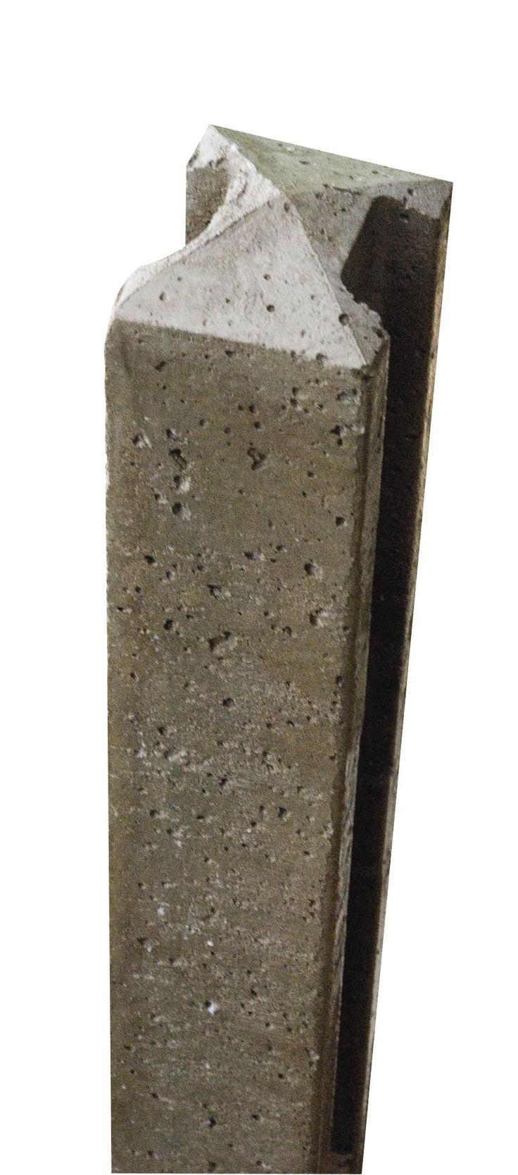 Grange Concrete Fence Post (H)1.75m