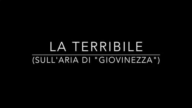 Palle girate e altre storie: «La Terribile»