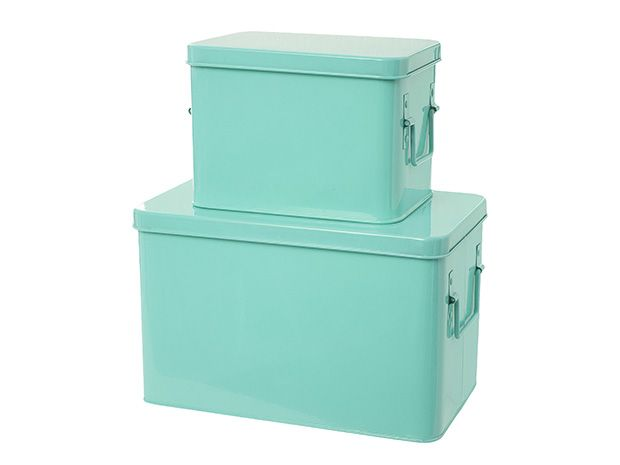 Present Time Storage Box Set Baskets And Containers