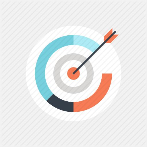 achievement, aim, ambition, arrow, aspirations, bulls eye, bullseye, business, center, chart, darts, data, diagram, finance, goal, graph, marketing, mission, objective, shoot, sport, strategy, success, target, targeting icon