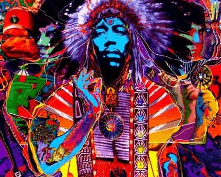 Trippy psychedelic the sky psychedelicacies steves - Jimi hendrix wallpaper psychedelic ...