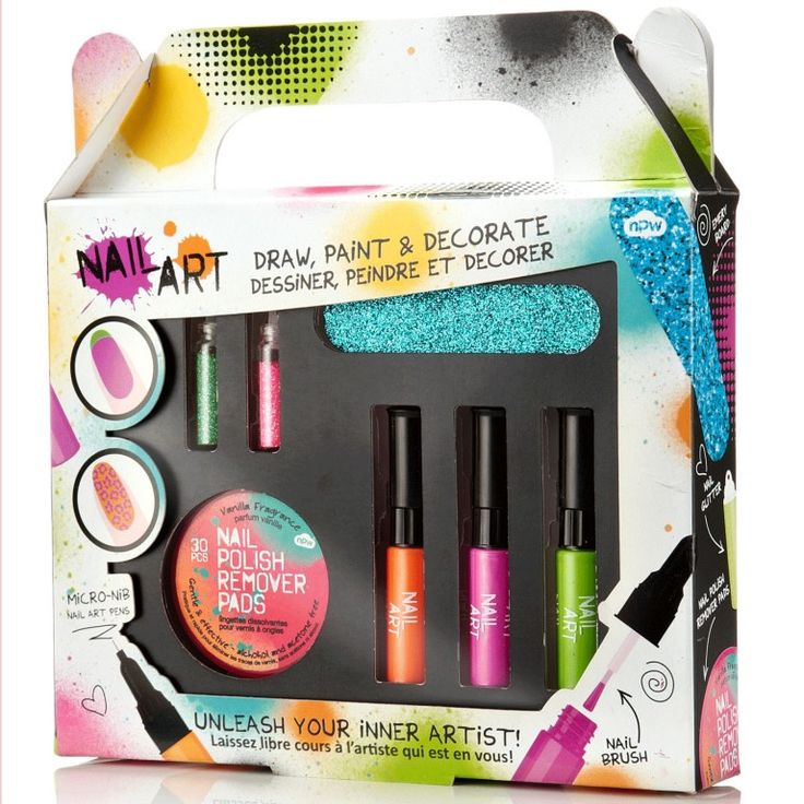 81 best gifts for 10 year old girls images on pinterest year old take a look at this bright nail art gift set by npw on today prinsesfo Images