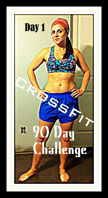 CrossFit Challenge Smallenge  Awesome crossfit daily workout plan!   Lose weight! Be super in shape!