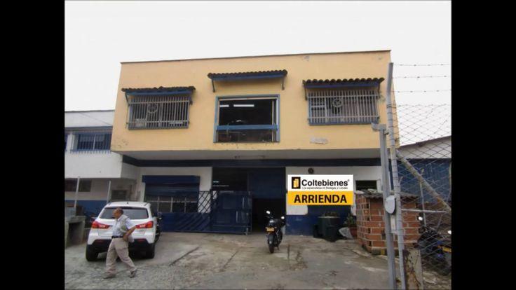 Bodega Arriendo Unidad Industrial de Belén Medellín