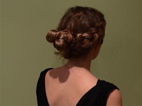 Braid a Knot Hair Tutorial