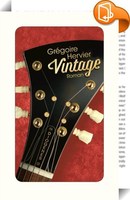 Vintage    :  Einem jungen Gitarristen und Journalisten bietet sich der große Deal und die Story seines Lebens: eine Million, wenn er beweisen kann, dass die ›Gibson Moderne‹, die legendärste Gitarre aller Zeiten, tatsächlich existiert hat. Auf seiner Suche begegnet er besessenen Musikliebhabern, leidenschaftlichen Sammlern, zwielichtigen Gestalten und sagenumwobenen Instrumenten. Eine faszinierende Reise quer durch Amerika und die goldenen Jahre von Blues und Rock. Ob Freak oder Lieb...