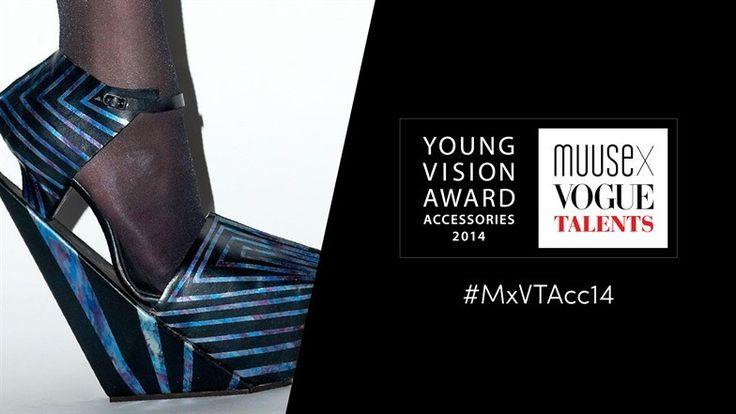 Deniz Terli Winner of 2014 MUUSE x VOGUE Talents Young Vision Award Accessories