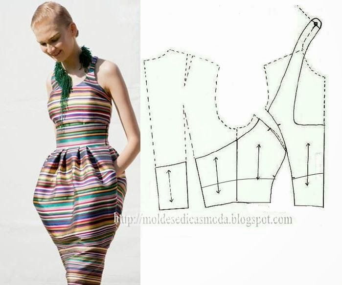 Fashion Templates for Measure: DETAILS OF MODELING-8