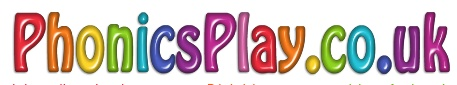 New website with interactive phonics games for all the phases