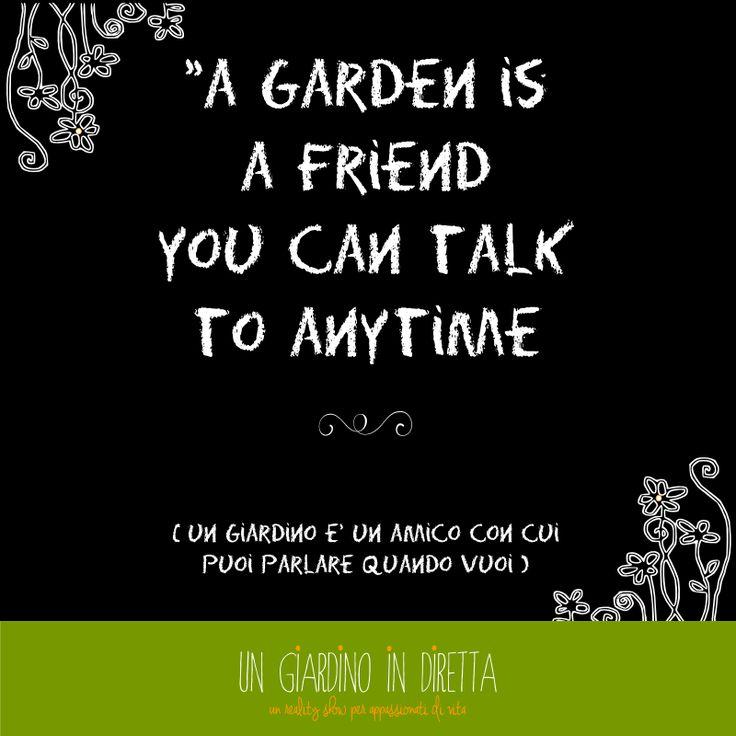 Oltre 25 fantastiche idee su frasi sul giardinaggio su for Cose da giardinaggio