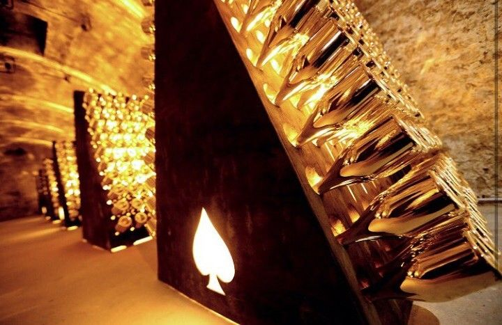Caves Armand de Brignac ! @armanddebrignac#party #weddingparty #TagsForLikes #celebration #bride #groom #bridesmaids #happy #happiness #unforgettable #love #forever #weddingdress #weddinggown #weddingcake #family #smiles #together #ceremony #romance #marriage #weddingday #flowers #celebrate #instawed #instawedding #party #congrats #congratulations#MsW