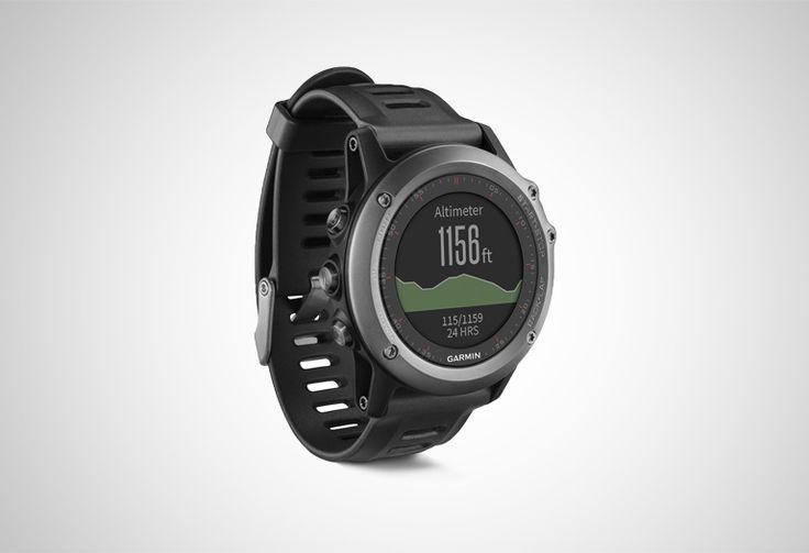 #Garmin Fenix 3 Grey Performer Bundle GPS HRM