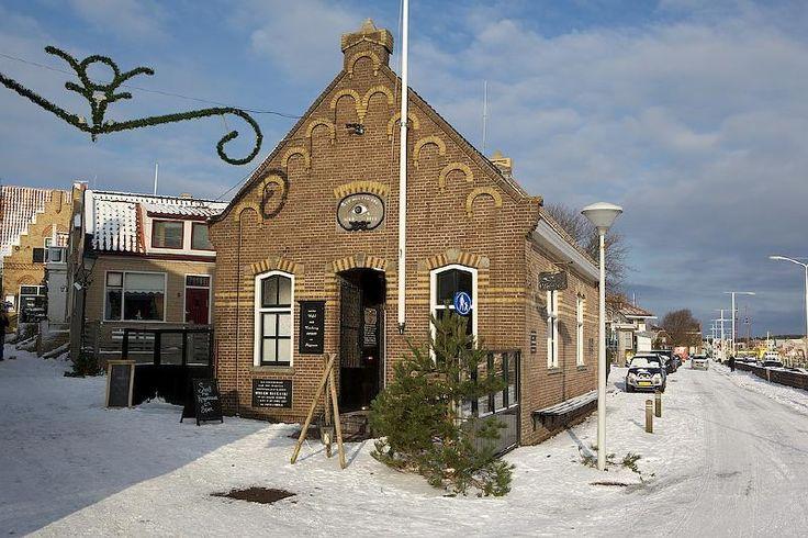 #Terschelling: ook prachtig in de winter! Het Wakend Oog #West