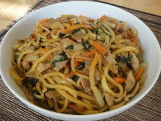 4 Cycle Fat Loss Japanese Diet - Japanese Heritage: Fried Okinawa Soba by a registered dietitian - Discover the World's First & Only Carb Cycling Diet That INSTANTLY Flips ON Your Body's Fat-Burning Switch