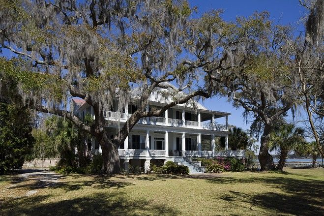 【スライドショー】映画「再会の時」のロケに使用された米サウスカロライナの邸宅 - WSJ.com