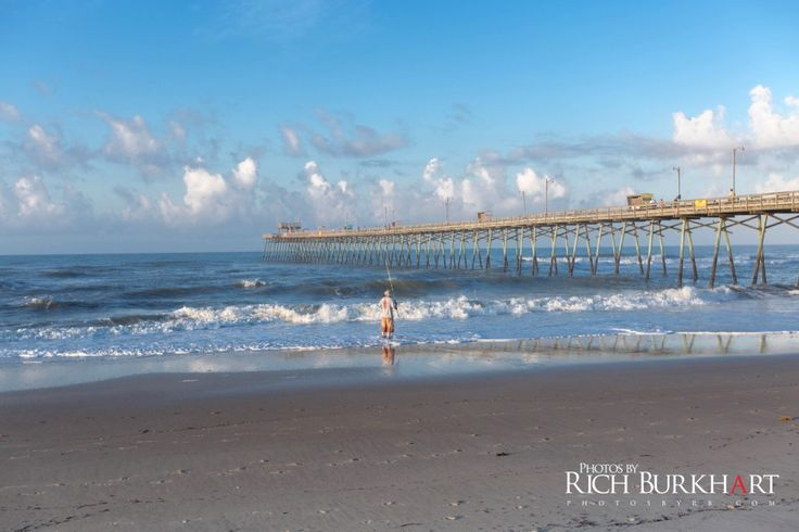 12 best places i visit images on pinterest destination for Fishing emerald isle nc