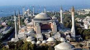 Aya Sofya, Hagia Sophia, Istanbul, Turkey, mosque
