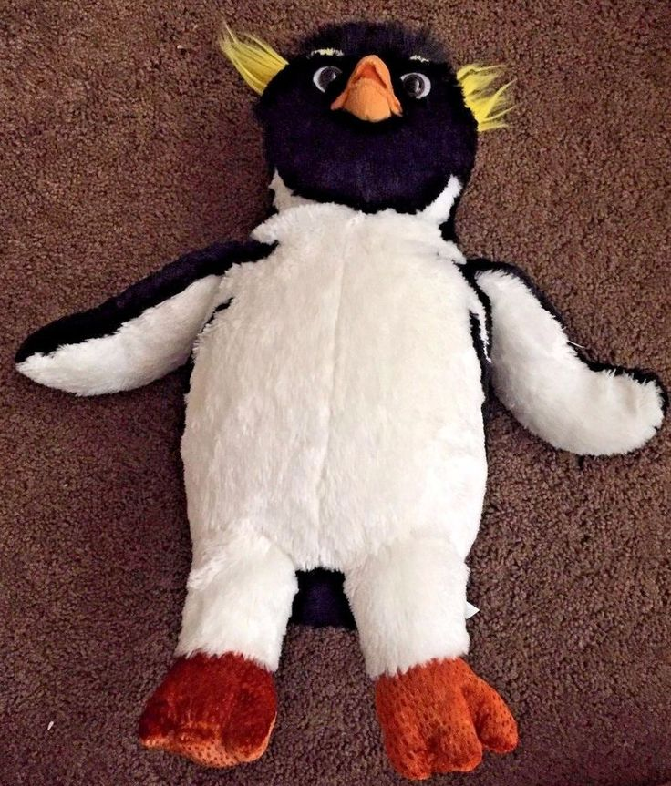 Build A Bear Surf's Up Penguin Cody Maverick stuffed plush #BuildaBear