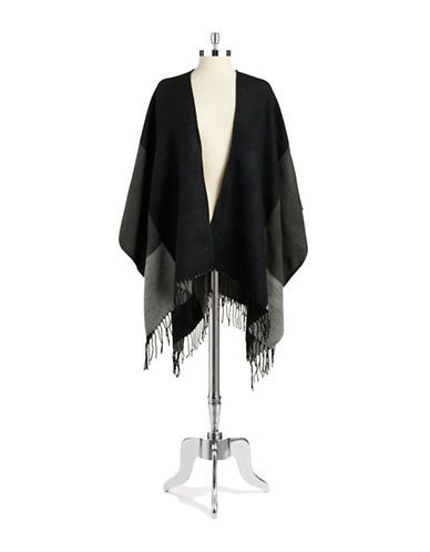 Jewellery & Accessories | Accessories | Colourblocked Reversible Poncho Scarf | Hudson's Bay