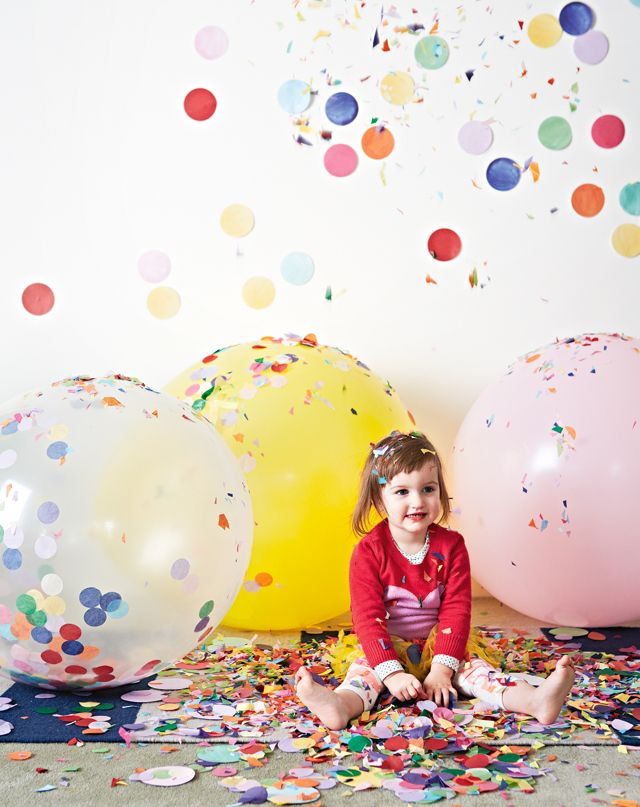 The kids shouldn't have all the fun! These confetti-filled balloons from Poppies For Grace will delight both young and old. See poppiesforgrace.com.au for more info. Styling by Julia Green of Greenhouse Interiors. Photography by Armelle Habib Photography.: