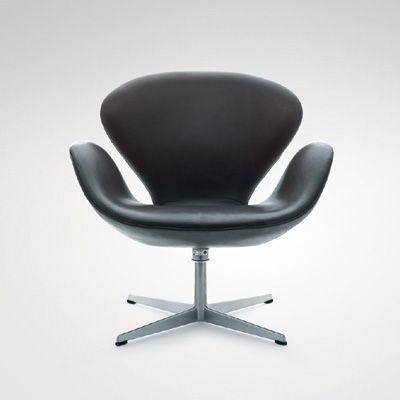 Arne Jacobsen. Арне Якобсен. Swan chair. 1958