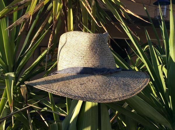73567906b Wide Brim Straw Hat - Rhea in 2019 | Straw Hat Styles | Hats, Hand ...