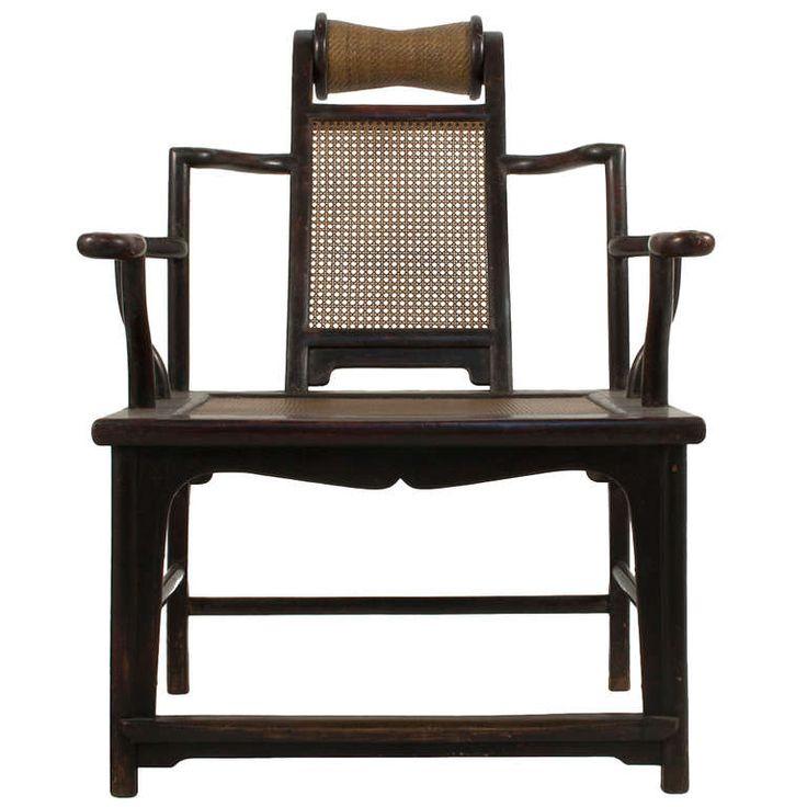 Chinese Antique Chair circa 1840